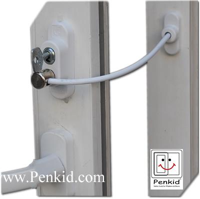 Pvc kapı güvenlik kilitleri